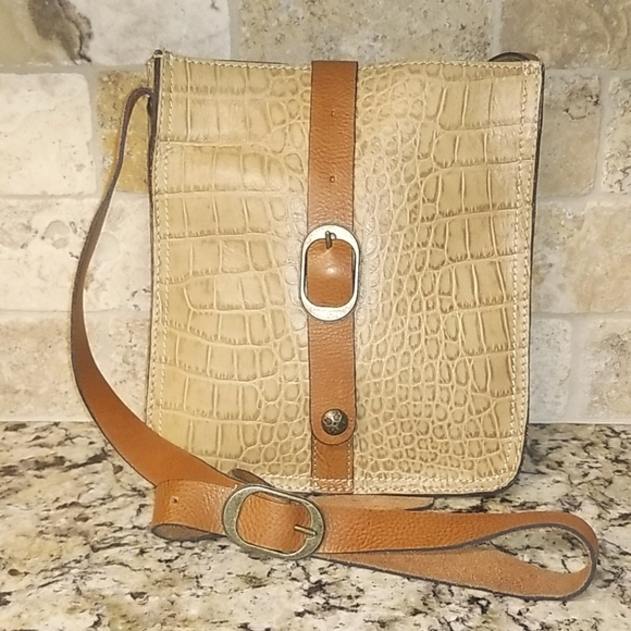 Unique, like new Patricia Nash Venezia Crossbody